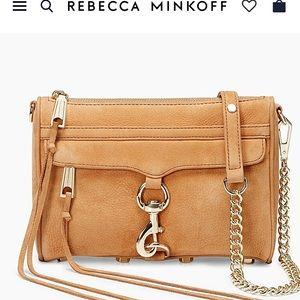 NWOT REBECCA MINKOFF MINI M.A.C. Crossbody Bag